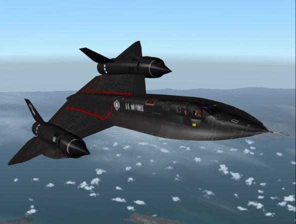 pesawat tempur tercepat