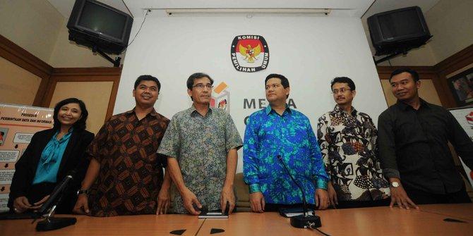Timses Jokowi-JK sebut KPU harus siap hadapi gugatan Prabowo