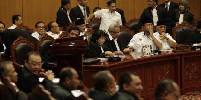 Sidang Gugatan Hasil Pilpres di MK Dilanjutkan Jumat