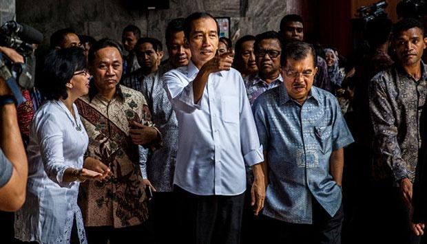 Pelantikan Jokowi, Begini Rangkaian Jadwalnya