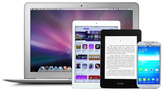 Pilih Mana Laptop, Tablet atau E-reader ?